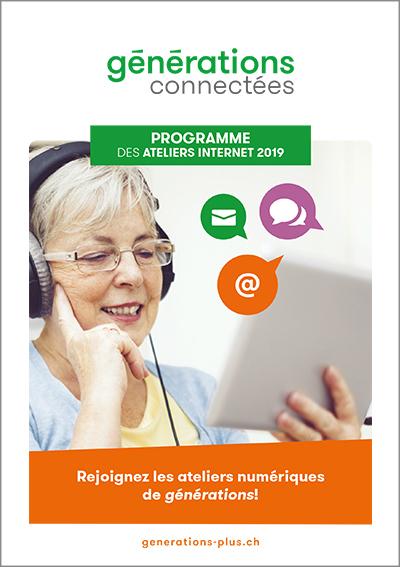 brochure sd informatique - générations connectées